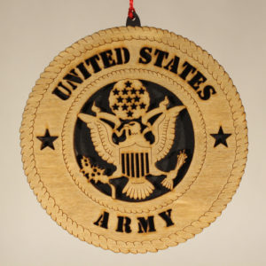 Military Army Ornament USA