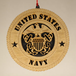 Military Navy Ornament